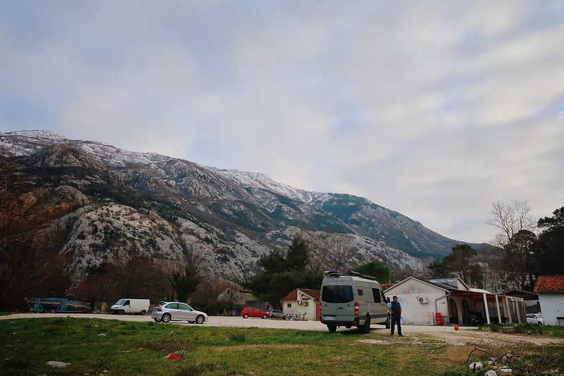 Driving to Kotor, Montenegro blog