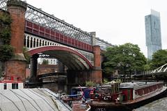 Castlefield Bridge (jmags53) Tags: castlefield canal betham boats bridges manchester