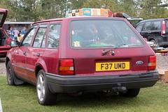 F37 UMD (2) (Nivek.Old.Gold) Tags: 1989 ford escort 16 l 5spd 5door estate