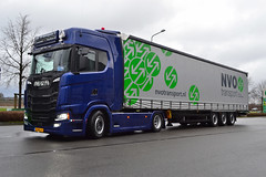 Scania S450 SG Transport Emmen (Lucas Ensing) Tags: scania s450 sg transport emmen