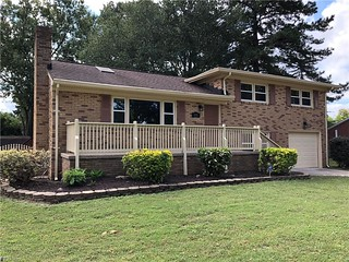 Hampton, Va Home For Sale. 3 Bedroom, 2 Bath House Listed At Just $211,500!