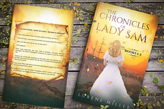THE CHRONICLES OF LADY SAMTHE CHRONICLES OF LADY SAM (Mnsartstudio) Tags: bookcover bookcoverdesign ebookcoverdesign ebook ebookcover createspace createspacecoverdesign createspacecover