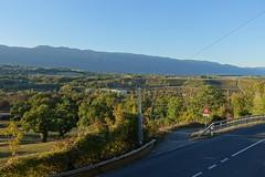 Avully @ Sentier du Rhône @ Geneva (*_*) Tags: geneva switzerland sunny suisse geneve autumn fall october 2018 afternoon europe city sentierdurhone river walk