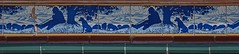 mural de azulejos, cuadro de azulejos, tegeltableau,tile tableau in Archez (Stil Licht) Tags: tiletableau tegeltableau cuadrodeazulejos muraldeazulejos spanje spain sierratejeda sierraalmijara espagna axarquia archez