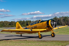 DSC_3260-Edit (CEGPhotography) Tags: 2018 harvard snj t6 texan airshow aviation culpeper culpeperairfest flight trainer virginia