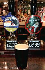 December 11th, 2018 Today's Tipple - Yule Fuel (karenblakeman) Tags: baroncadogan pub caversham uk beer ale berkshirebrewery yulefuel loddonbrewery razzledazzle 2018 2018pad december reading berkshire