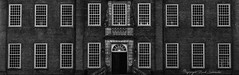 Windows (Ruud.) Tags: ruudschreuder nikon nikond850 d850 bw zwartwit monochrome blackandwhite blackwhite ramen ruiten windows fenster fenetre kasteel eerde castle estate