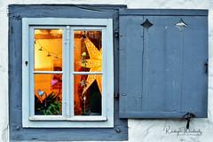 Weihnachtsfenster (r.wacknitz) Tags: advent xmas goslar harz window winter mood nikond3400 niedersachsen luminar18 nikkor