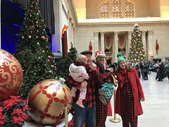 "Plaid Picture at Union Station • <a style=""font-size:0.8em;"" href=""http://www.flickr.com/photos/109120354@N07/44623571900/"" target=""_blank"">View on Flickr</a>"