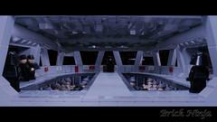 Executor Bridge (Brick.Ninja) Tags: lego star wars destroyer bridge imperial scifi space ship darth vader bounty hunter toy photography still life brick ninja brickninja