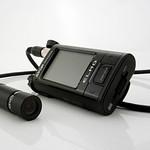 小型ビデオカメラシステムの写真