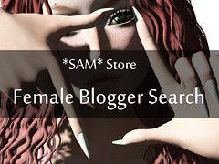 SAM blogger Search (Yuna.Styles) Tags: samnails bloggingsl bloggerslife bloggersearch