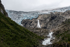 Folgefonna Glacier, Norway (piloba_imagines) Tags: folgefonna glacier gletscher odda norway norwegen hiking waterfall