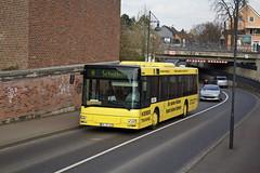 NE-AC 413 Schulbus (erich.t.) Tags: man nl263 voith diwa eswe caillard bvr rheinlandbus nievenheim delrath dormagen rommerskirchen anstel bundesstrase