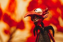 Let Us Not Forget (3rd-Rate Photography) Tags: devil satan nightmarebeforechristmas halloween toy toyphotography actionfigure canon 5dmarkiii 100mm 3rdratephotography earlware 365 jacksonville florida diamondselect