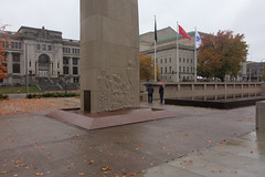 Soldier's Memorial (pasa47) Tags: 2018 november fall autumn stlouis missouri unitedstates us canon 6d 28300mm tamronlens mo stl stlouiscity cityofstlouis downtown downtownwest