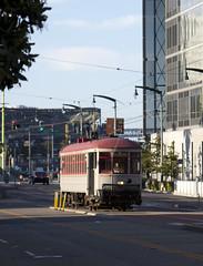 Car 1 on Third Street (imartin92) Tags: sanfrancisco municipal railway california muni streetcar tram trolley railroad transit