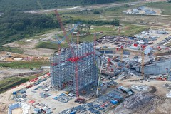 Ariane 6 launch zone under construction (europeanspaceagency) Tags: kourou europesspaceport ariane6 launchpad launch zone launchzone underconstruction esa europeanspaceagency space universe cosmos spacescience science spacetechnology tech technology