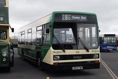 WRB 252 @ Showbus 2018 - Donington Park (ianjpoole) Tags: preserved west ridings buses leyland lynx c920fmp 252 donington park for showbus