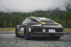 Porsche 991 911 R (Dylan King Photography) Tags: porsche 911 993 964 996 997 9972 991 9912 gt3 cup car r turbo cayenne rothmans jagermeister rwb rauhwelt begriff rauhweltbegriff rally 2018 vancouver whistler pemberton bc canada