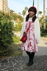 Eleventh Date: December 16th (emotiroi auranaut) Tags: woman lady pretty cute beauty beautiful style fashion lovely japan kanagawa