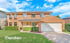 68 James Mileham Drive, Kellyville NSW