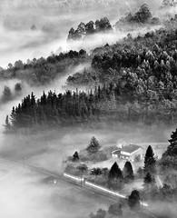 Val da Maía (Noel F.) Tags: sony a7r a7rii fe 100400 gm val maia teo galiza galicia neboa mist fog