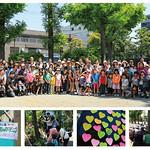 官民協働の「コミュニティガーデン活動」の写真