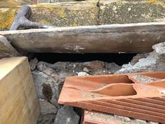 Dachanschluss an das Nachbarhaus