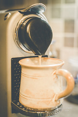 Smell that Coffee! (belincs) Tags: 2018 lincolnshire nespresso october uk coffee cup highiso indoors stilllife