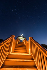 DSC_3668-2 (carpe|noctem) Tags: seaside florida beaches gulf mexico walton county panhandle emerald coast bay panama city beach night sunset