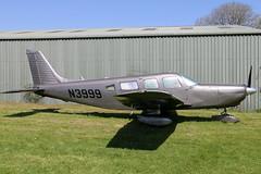 N3999 (GH@BHD) Tags: n3999 piper pa32 pa32301 saratoga pipersaratoga pophammicrolighttradefair2018 pophamairfield popham aviation aircraft