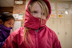Winter is Coming (Phil Roeder) Tags: desmoines iowa desmoinespublicschools samuelsonelementaryschool school education students winter coats canon6d canonef24105mmf4lisusm