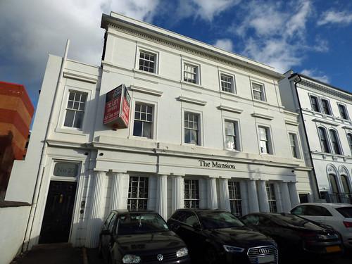 The Mansion - Frederick Street, Jewellery Quarter
