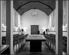 Synagoge Tilburg inside bnw