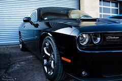 Challenger (Ar Naud Photographie) Tags: reprise automobile challenger noir bonnejournee canon couleur