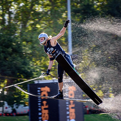 20170307_Ka-Boom!_0001 (petamini_pix) Tags: water ski waterski jump fly skier waterskier skijump moomba melbourne australia 2017 sport outdoor