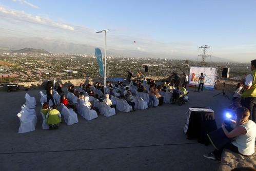 el 4° Encuentro de Comunidades Educativas.