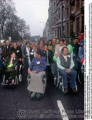 MS sufferer leads rally 2 (hoffman) Tags: balloon banner cannabis crowd decriminalise demonstration disability disabled dope drug drugs female handicap handicapped hash lady march muscularschlerosis muscularsclerosis pot protest rally spliff vertical wheelchair woman 181112patchingsetforimagerights london uk