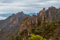 Huangshan (Yellow Mountain) (Warp Factor) Tags: 2018 canon t4i china tamron 2470 f28 tour vacation yellow mountain sight seeing huangshan historic history canont4i tamron2470f28 yellowmountain sightseeing movie crouchingtiger hiddendragon