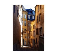 Sunday light (joannab_photos) Tags: réflection light oldtown city sunny luxembourg