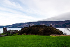 Castle Ruins (Prashanth S) Tags: castle castles uk scotland scot scottish scotia history ruins historic