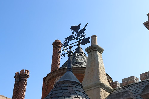 """Mr. Toad's Wild Ride Weather Vane • <a style=""""font-size:0.8em;"""" href=""""http://www.flickr.com/photos/28558260@N04/45992015762/"""" target=""""_blank"""">View on Flickr</a>"""