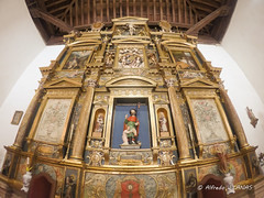 "Retablo de la ermita de San Roque • <a style=""font-size:0.8em;"" href=""http://www.flickr.com/photos/158523641@N04/46013542411/"" target=""_blank"">View on Flickr</a>"