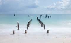 Cancun 2019 (Bmartel2k) Tags: mer sea nature water seascape pier beach plage