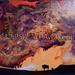 """""""Buffalo Pass"""" by Maria F, mixed media, $80.00"""