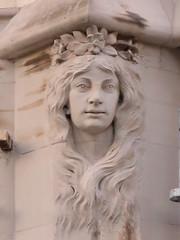Immeubles Art Nouveau (1902-1904) - 1 et 3 rue Sellénick, Strasbourg (67) (Yvette G.) Tags: sculpture strasbourg basrhin grandest alsace 67 architecture artnouveau