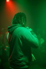 LMH09340 (hoganlobbs) Tags: koi nikkoi maurice frederick md maryland rap rappers hiphop hip hop shippensburg chambersburg pa rello imrello loganhobbs logan hobbs hobbslog hobbslogan hoganlobbs thought lot live