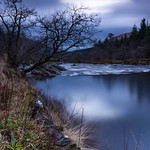 04/12/2018 - PDI. League 3.. Last light over the River Orchy by Iain Houston