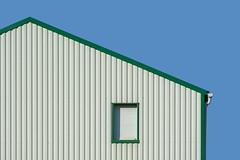 Geometry with green edges (Jan van der Wolf) Tags: map188333vvv edge edges rand randen green groen window raam roof lines lijnen lijnenspel interplayoflines playoflines geometric geometry geometrisch gevel gebouw building